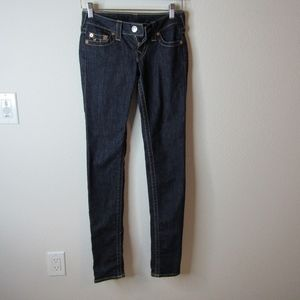 Like New- True Religion Skinny Jeans